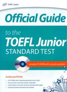 Vorbereitungsbuch für den TOEFL Junior Test beim Englisch Sprachwettbewerb Go4Goal!
