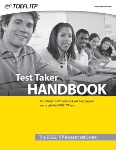 Vorbereitung für den TOEFL ITP