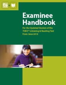 Handbuch TOEIC L&R Test für Schüler