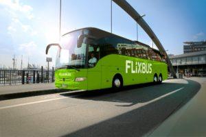 FlixBus unterstützt den Go4Goal!