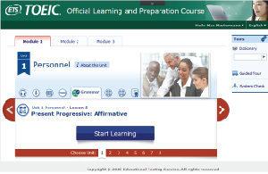 TOLPC Vorbereitung für den TOEIC L&R für Berufsschüler